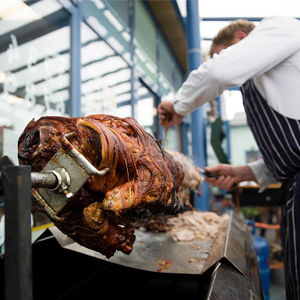 A Pig Roast on the Other Side of Fig