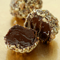 Smokey Blue Cheese Truffles