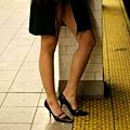 No Pants Subway Ride 2010