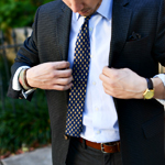 Ties That Go Perfectly with Jeans