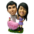 The Custom Couples Bobblehead
