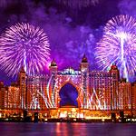 Dubai's Record-Setting Fireworks Show