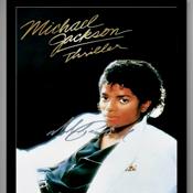 Here's Michael Jackson's Autograph