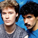 Hall. Oates. Saturday. Carry On.