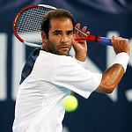 A Weekend of Tennis with Sampras