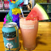 Watermelon, Beer and Watermelon Beer