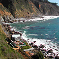 Esalen Institute in Big Sur, CA
