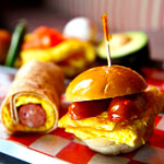 Wake Up, Have a Hot Dog