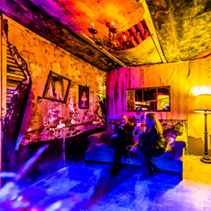 Emporium's Latest Pop-Up Is a Haunted House Bar