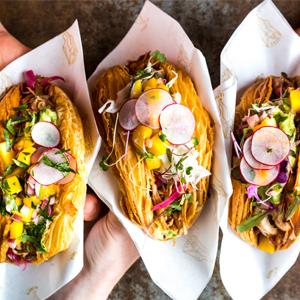 Vive La Tarte's New Ferry Building Spot Brought Croissant Tacos