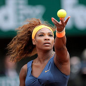 Hitting the Court with Serena Williams