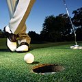 BBQ Brunch. With Golf.