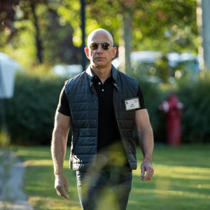 Jeff Bezos Is Now the Richest Person in History