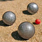 French Bocce at M. Wells