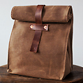 The Waxed Canvas Sack Lunch