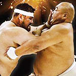 A Fine Saturday for Sumo Wrestling