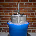 Tableside Keg Service at Small Bar