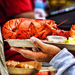 Lobster and Reggae and Navy Pier