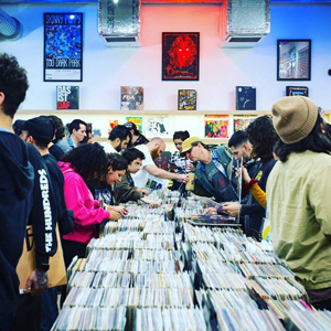 Miami's Latest Record Shop Is...
