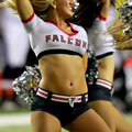 Since the Falcons Cheerleaders Are Free