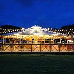 Paella. Gazpacho Carts. Bayfront Park.