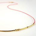 Introducing the Morse Code Necklace