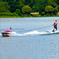 A One-Person Water Ski