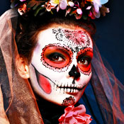 It's a Dia de los Muertos Dance Party at the Great Northern
