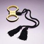 Anti-Resolution: 22-Karat Gold Handcuffs
