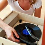 A Day of Rare Records at Amoeba