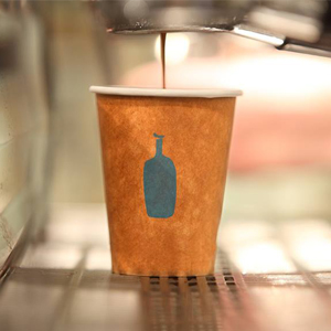 Blue Bottle Coffee. It's Here Now.