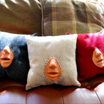 DIY Make-Out Pillow
