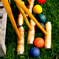 The Year's Most Important Croquet Match