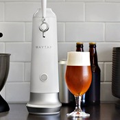 How to Casually Turn Any Beer into Draft Beer, with Sound Waves
