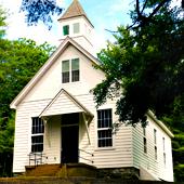 Hillside Schoolhouse in the Catskills