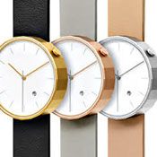 Polygonal Watches by Way of Taiwan