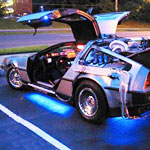 Back to the Future: The Party