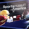 Sports Museum Opens