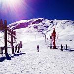 Oukaïmeden Ski Resort, Morocco