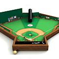 Ballpark Classics Tabletop Baseball