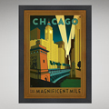 Putting Chicago on Your Walls
