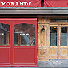 Breakfast at Morandi