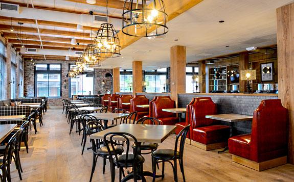 Best Pictures Of Bastille Kitchen In Boston Urbandaddy