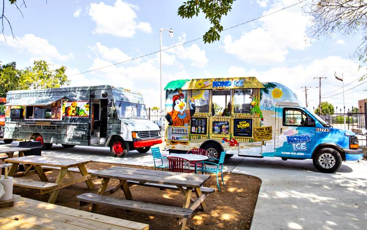 Richardson Food Truck Park