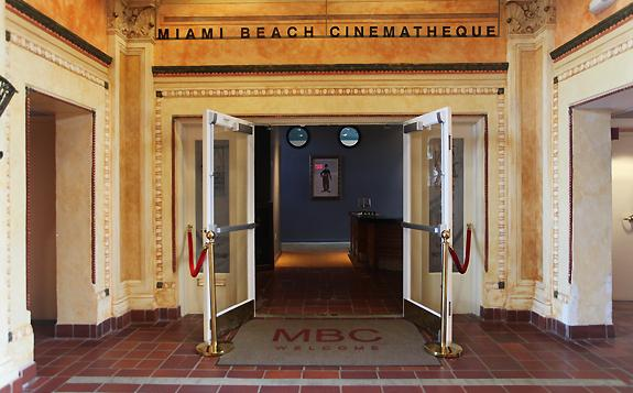 The Miami Beach Cinematheque