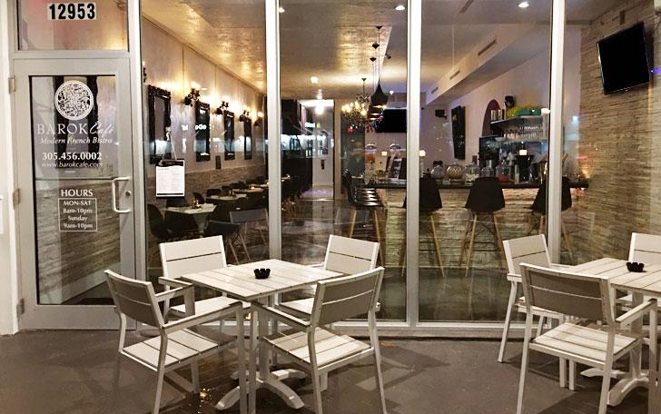 Barok En Modern : Best pictures of barok café in north miami urbandaddy