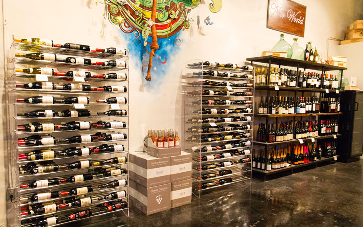 Best Pictures of Wine Poste and Bar Anatomie in Dallas | UrbanDaddy