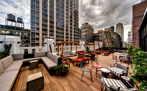 best pictures of refinery rooftop in new york urbandaddy