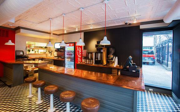 Leghorn Cafe Chicago