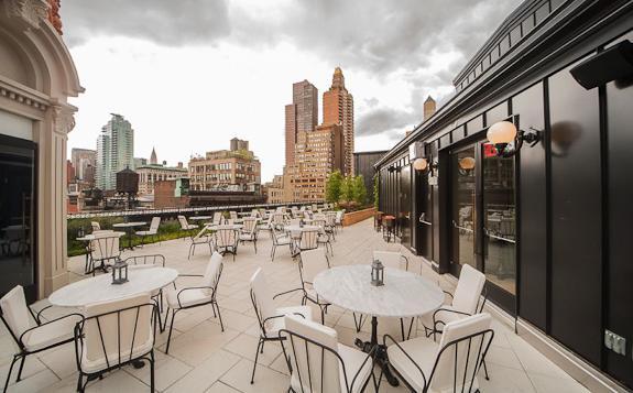 Standard Restaurant New York